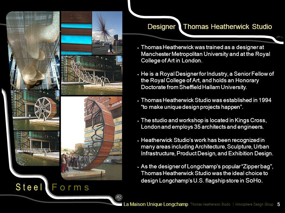 Thomas Heatherwick Studio