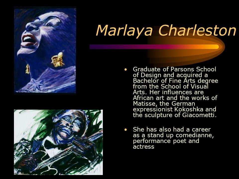 Marlaya Charleston