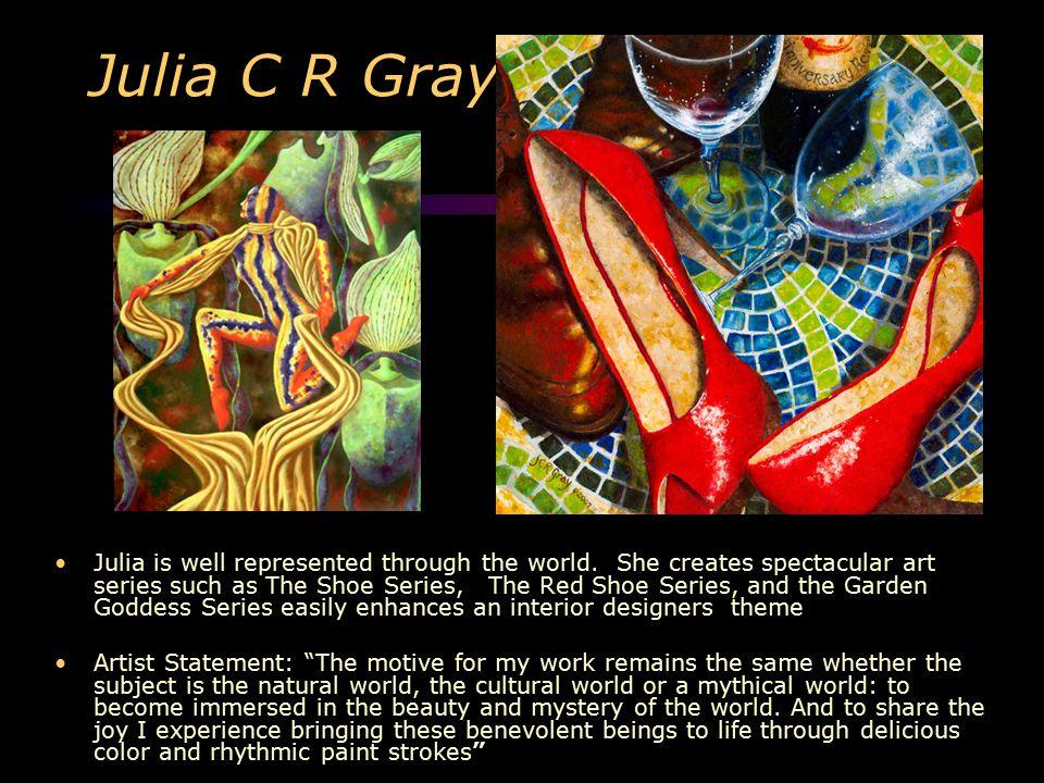 Julia C R Gray