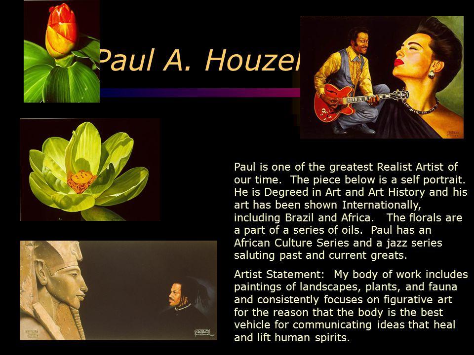 Paul A. Houzell