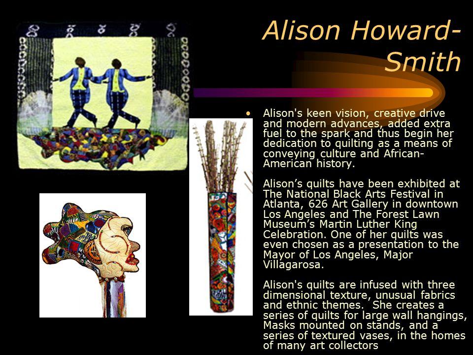 Alison Howard-Smith