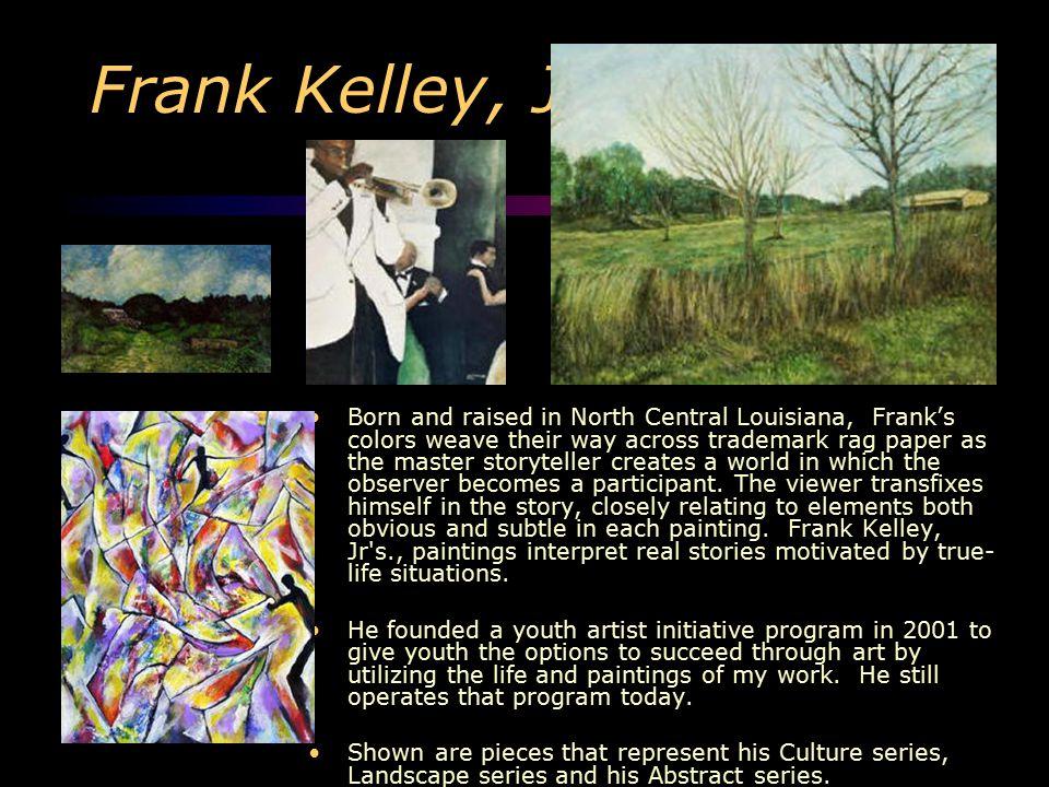 Frank Kelley, Jr