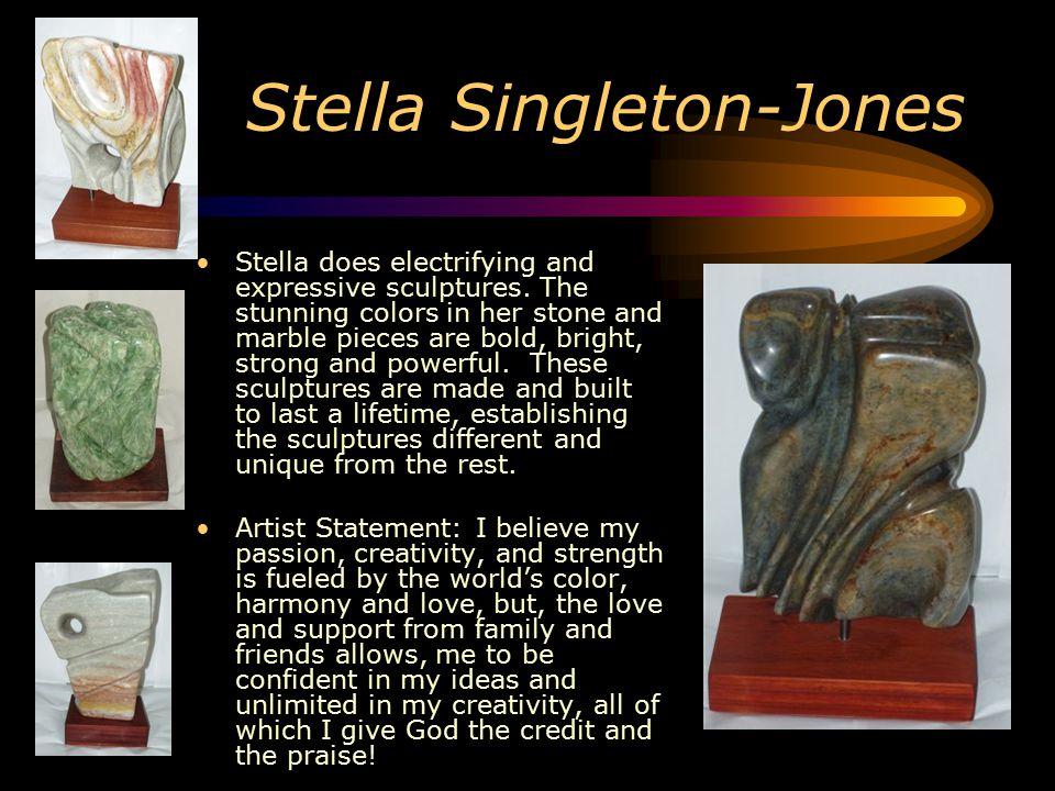 Stella Singleton-Jones