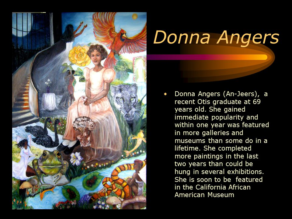 Donna Angers