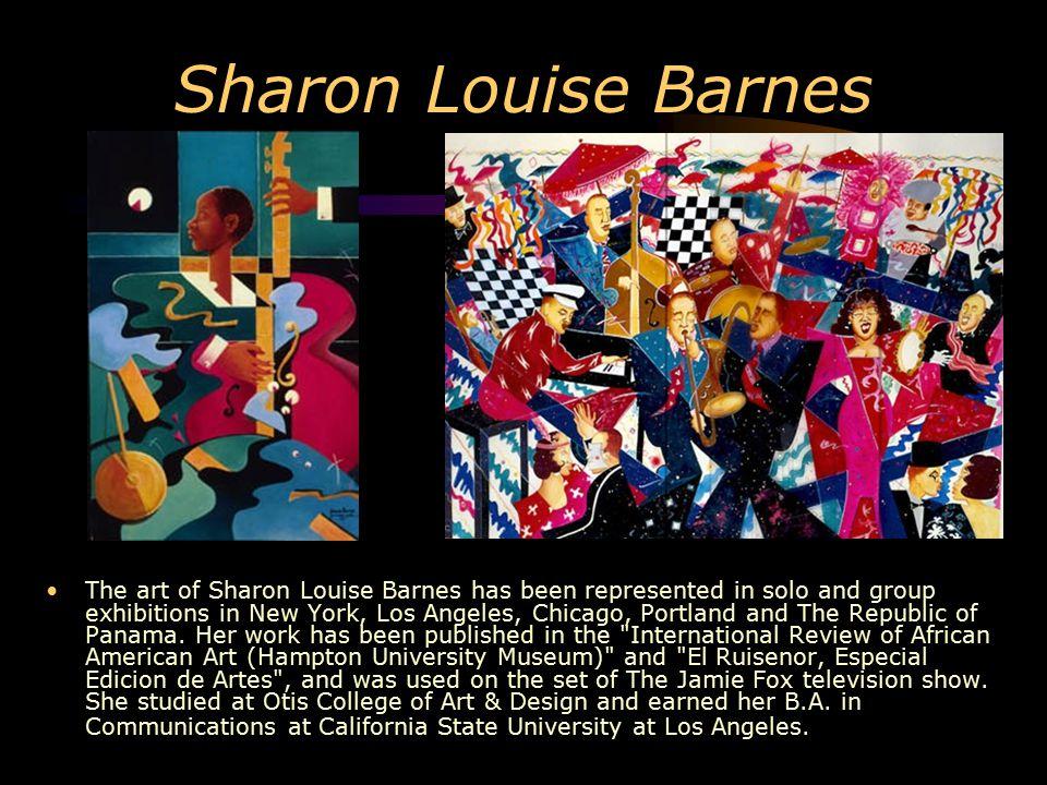Sharon Louise Barnes