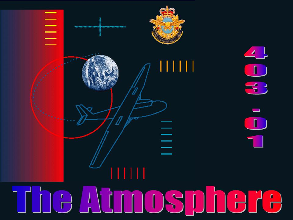 4 3 . 1 The Atmosphere