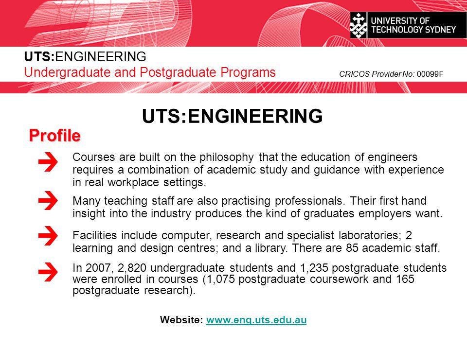 Website: www.eng.uts.edu.au