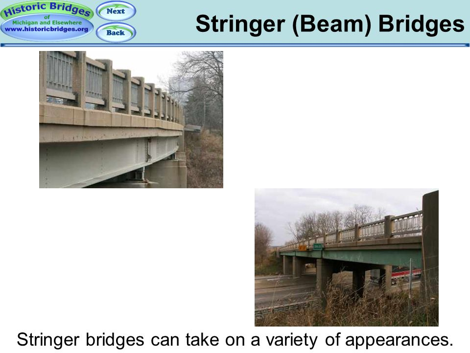 Stringer Bridges - Design