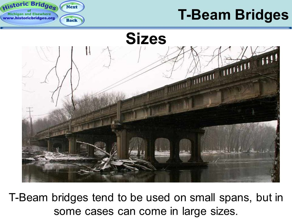 T-Beam Bridges - Basics