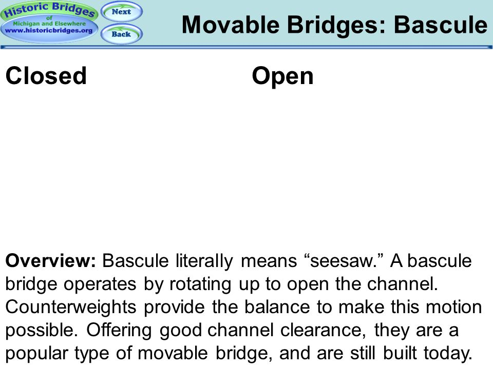 Movable – Bascule Overview