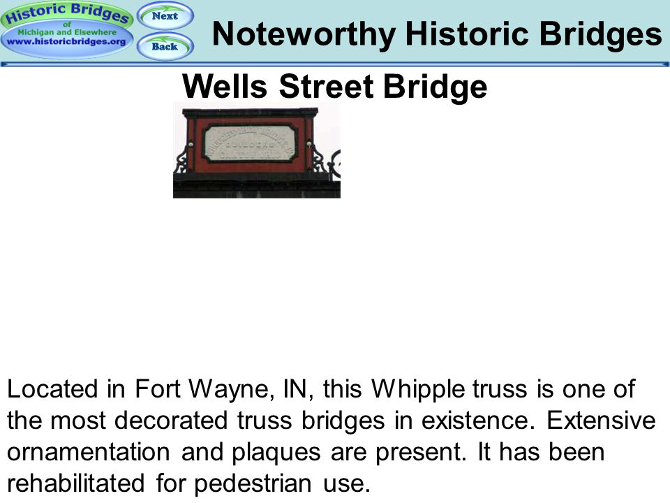 Bridges – Wells Street Fort Wayne