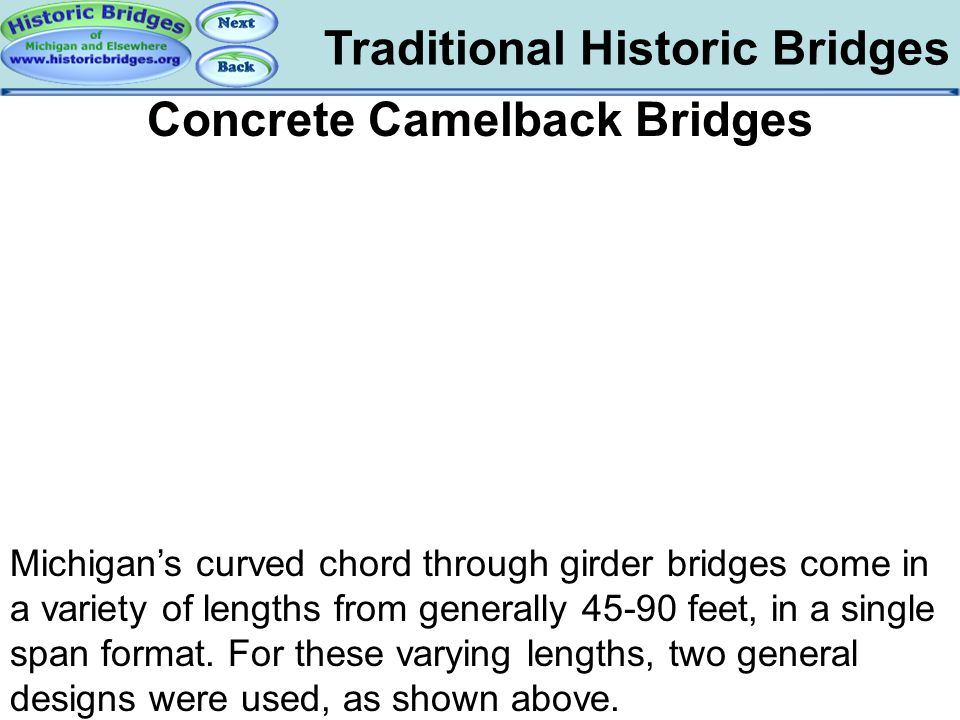 Traditional – Concrete Camelback