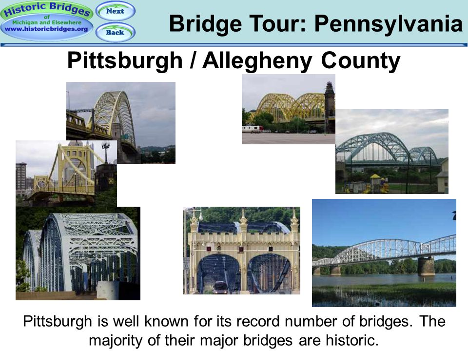 Pittsburgh / Allegheny County