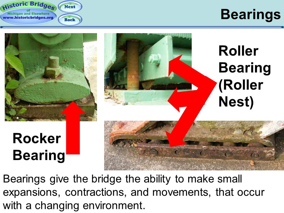 Bridge Basics - Bearings