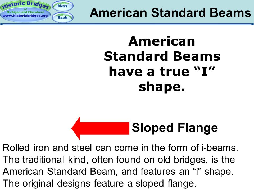 Iron and Steel – American Standard