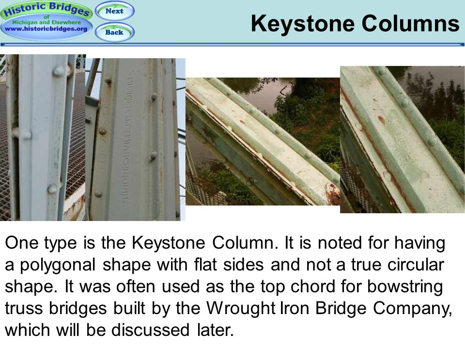 Iron and Steel – Keystone Columns