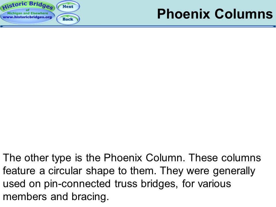 Iron and Steel – Phoenix Columns