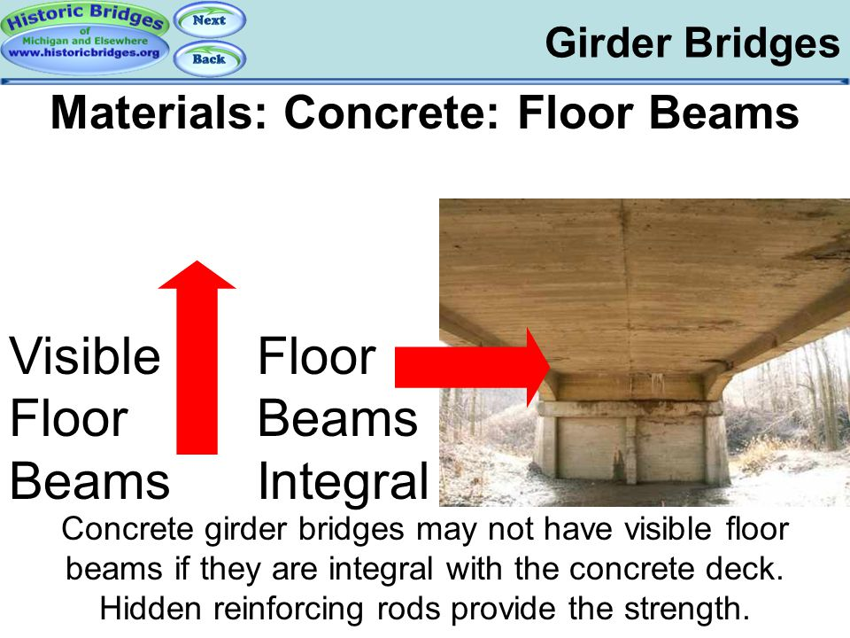 Girder Bridges – Floor Beams