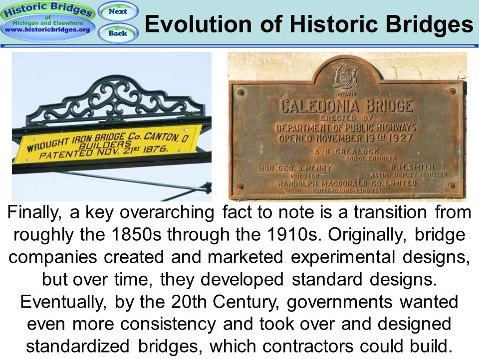 What is Historic - Evolution