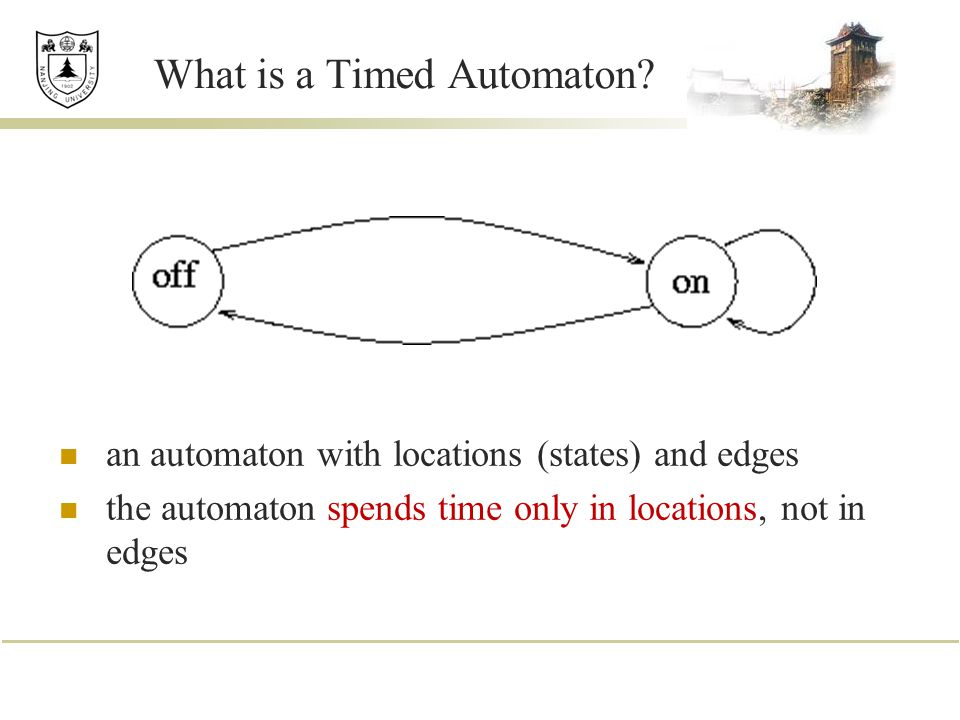 What is a Timed Automaton