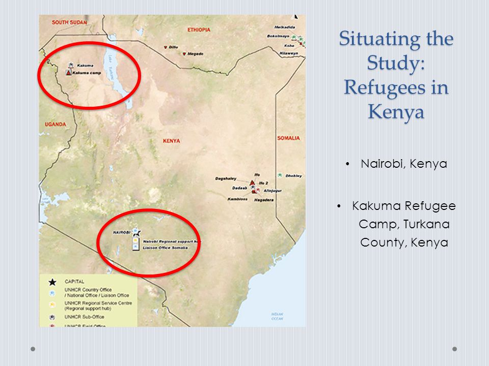 Situating the Study: Refugees in Kenya