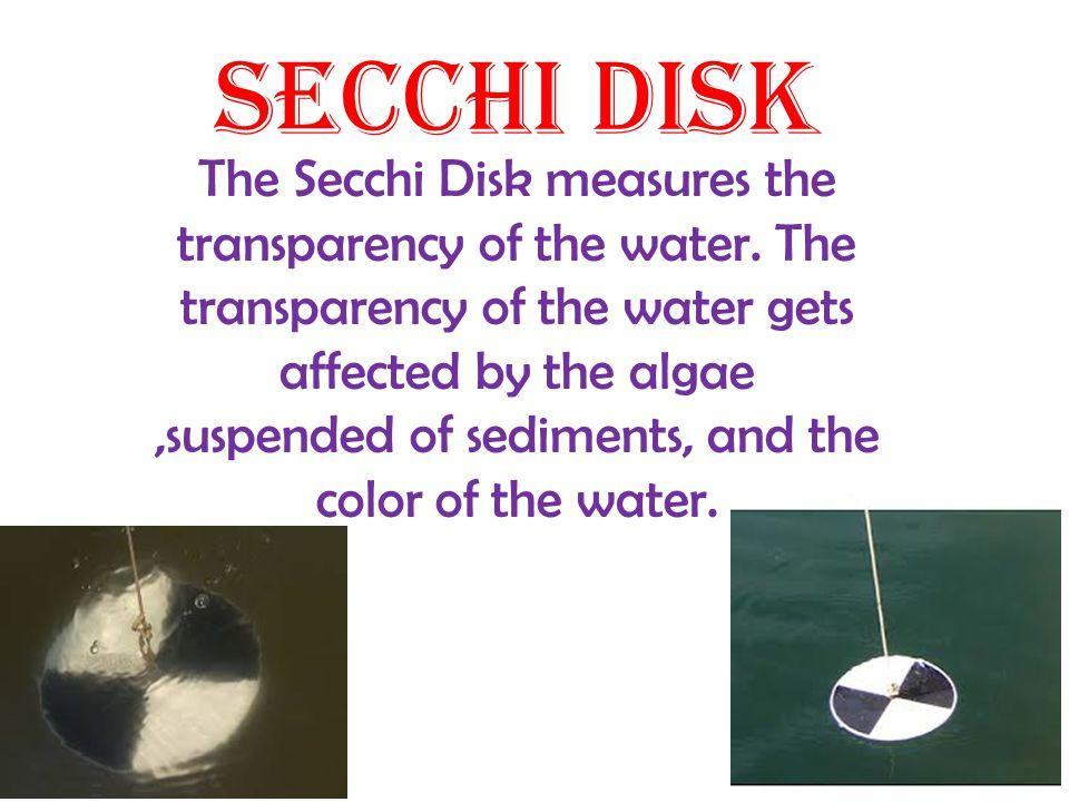Secchi Disk