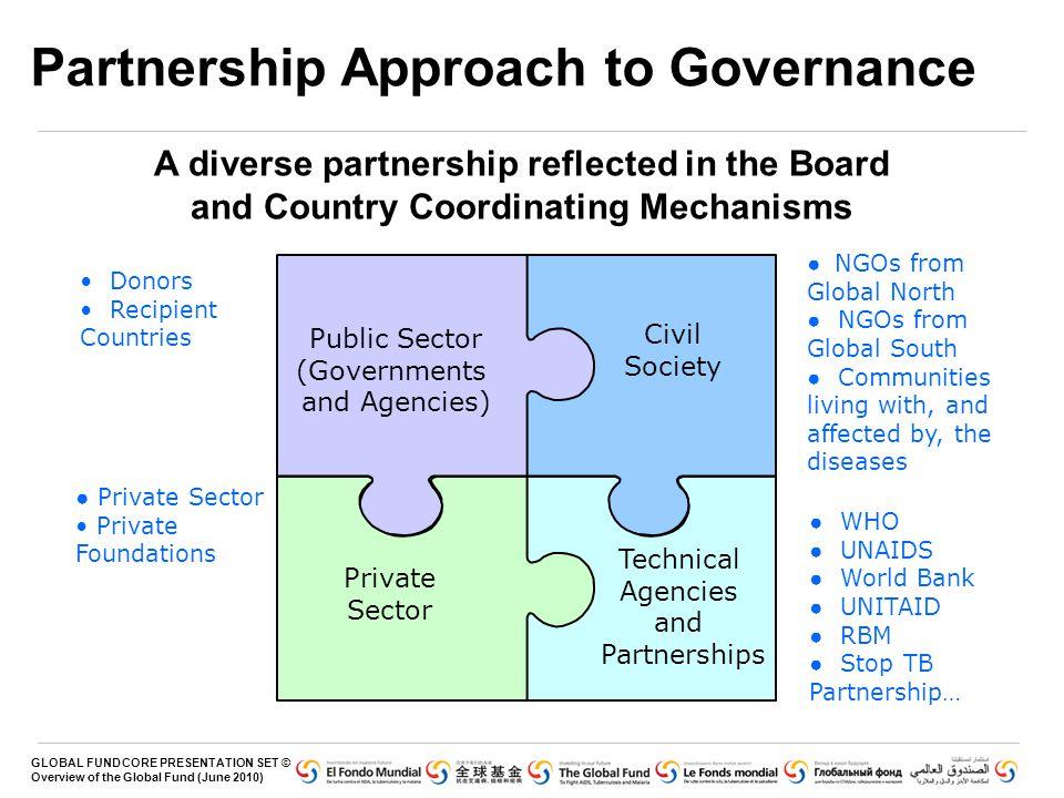 Partnership Approach to Governance