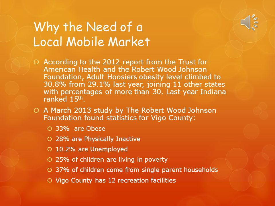 Why the Need of a Local Mobile Market