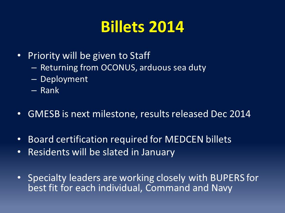 Billets 2014 Priority will be given to Staff
