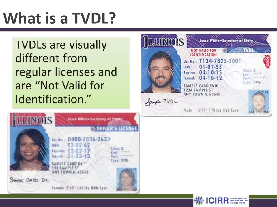 What is a TVDL.
