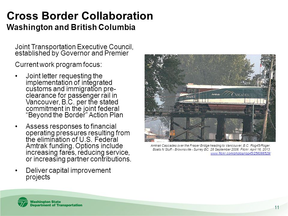 Cross Border Collaboration