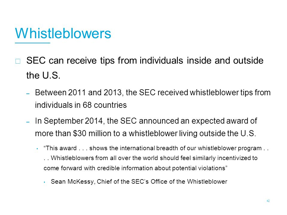 Whistleblowers: 120-Day Period