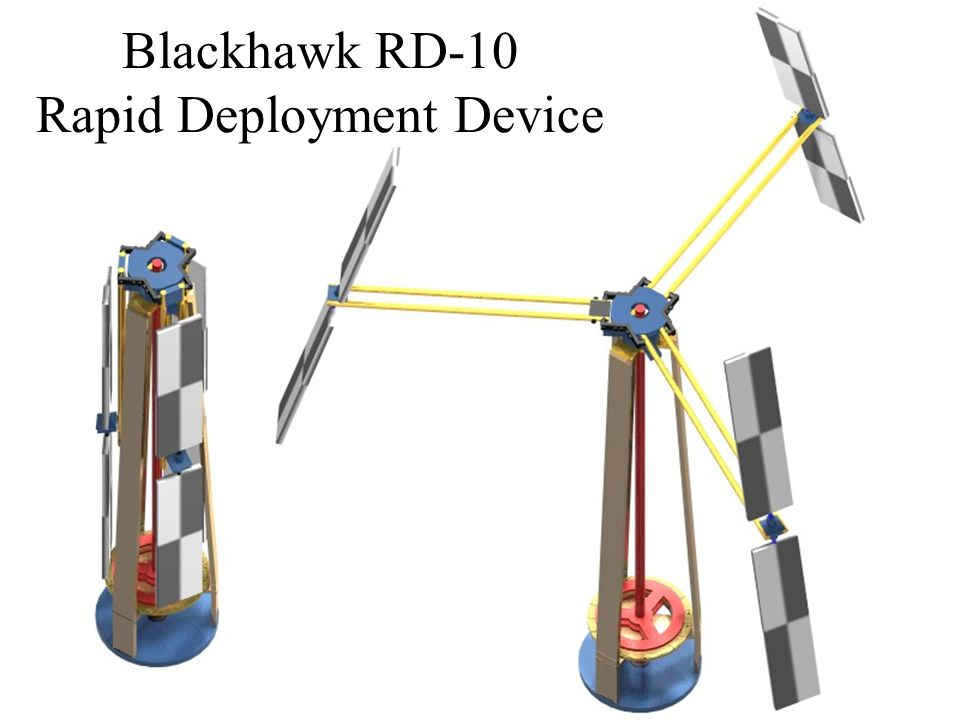 Blackhawk RD-10 Rapid Deployment Device