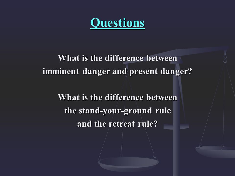 Questions What is the difference between