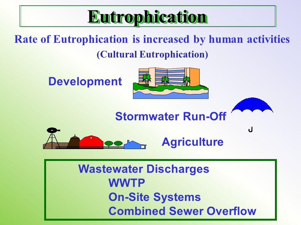(Cultural Eutrophication)