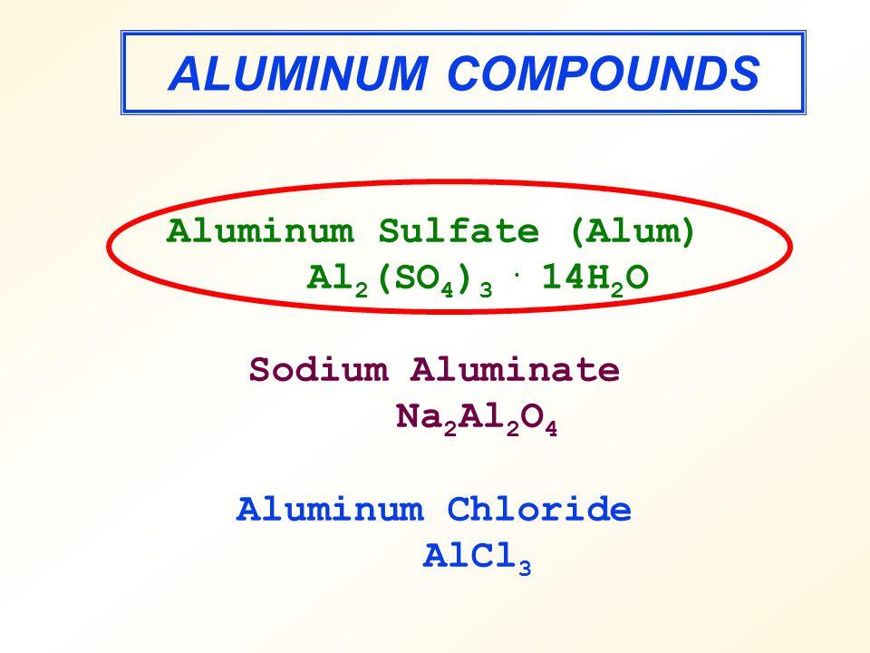 Aluminum Sulfate (Alum)