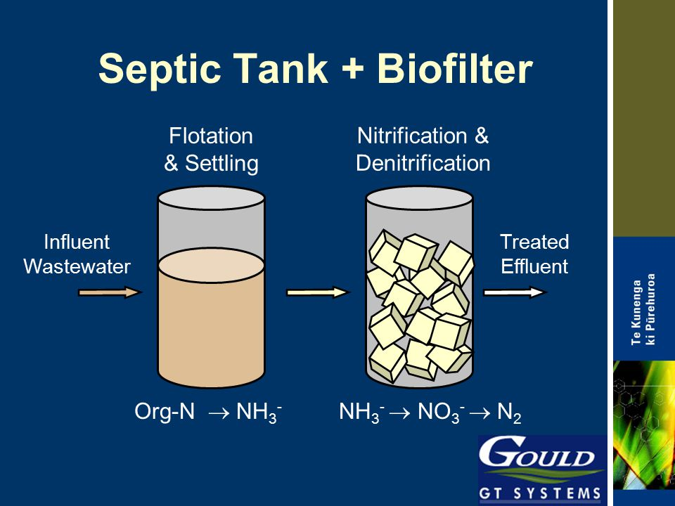 Septic Tank + Biofilter