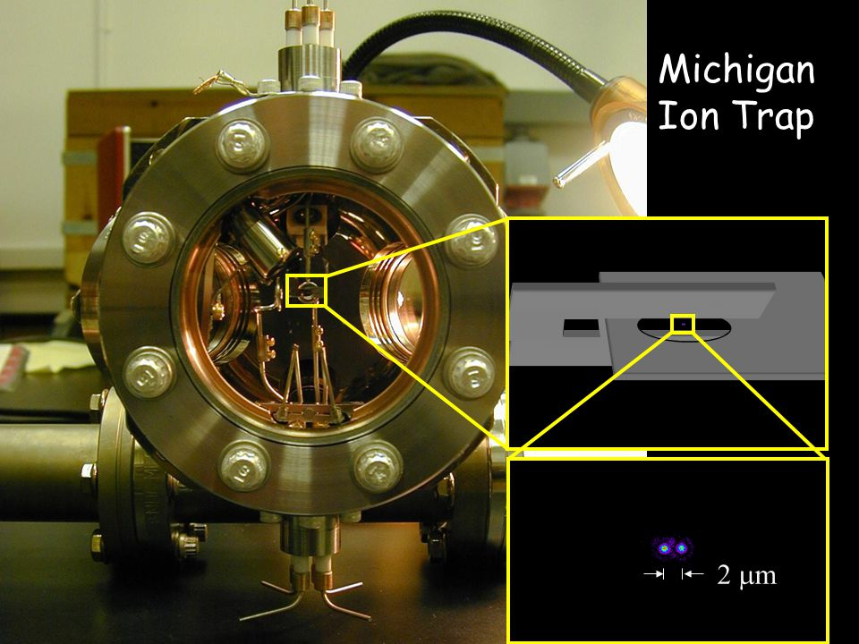 Michigan Ion Trap 2 mm