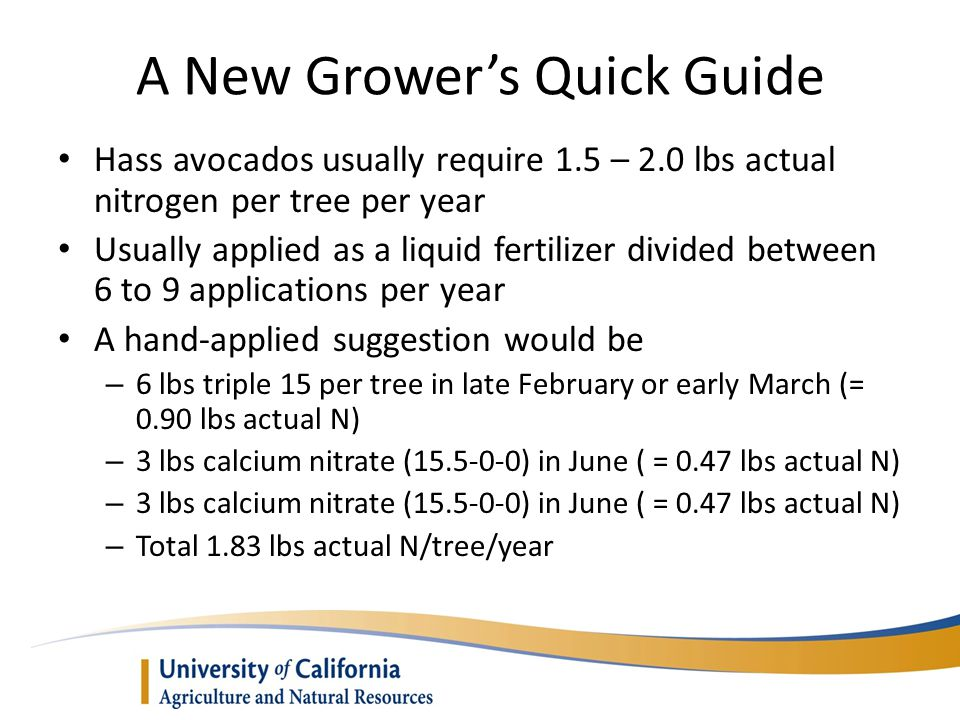 A New Grower's Quick Guide