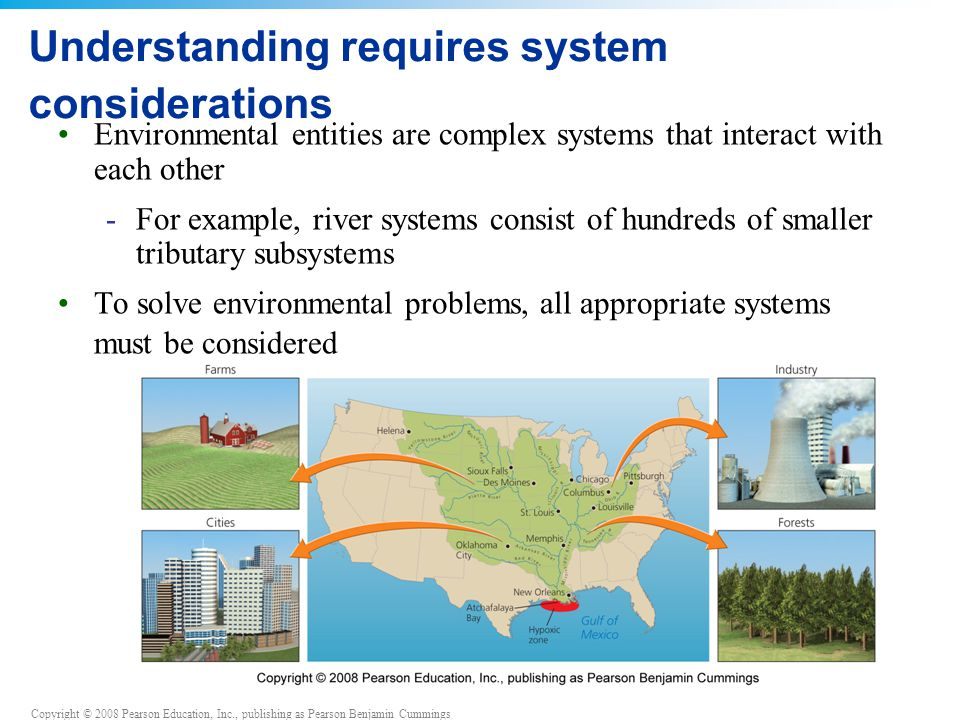Understanding requires system considerations