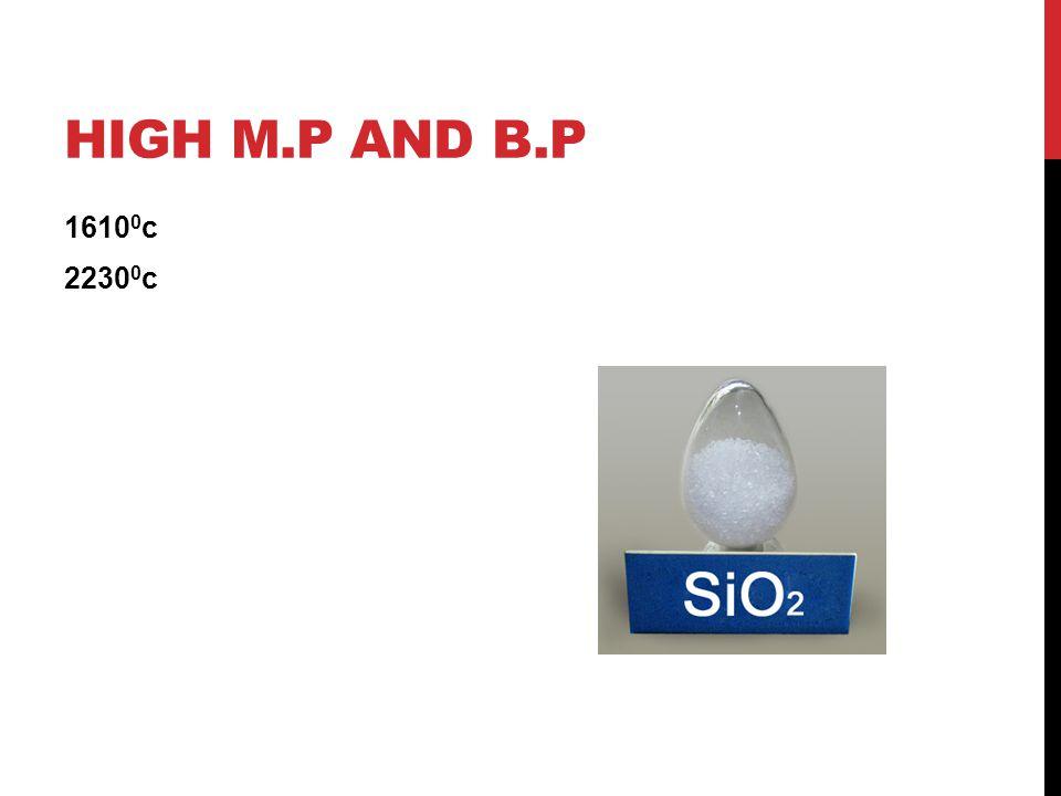 HIGH M.P and B.P 16100c 22300c