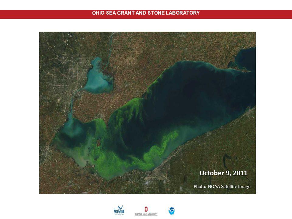 October 9, 2011 Photo: NOAA Satellite Image