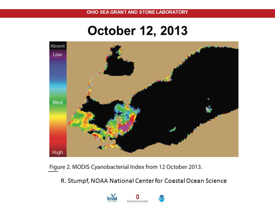 October 12, 2013 R. Stumpf, NOAA National Center for Coastal Ocean Science