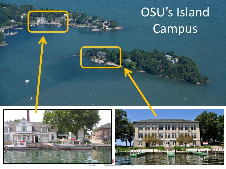 OSU's Island Campus