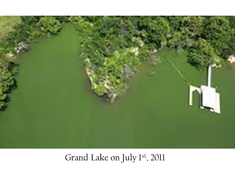 Grand Lake on July 1st, 2011