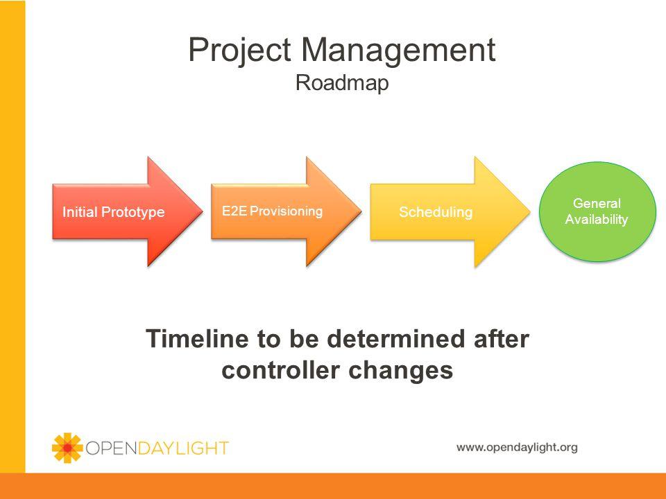 Project Management Roadmap