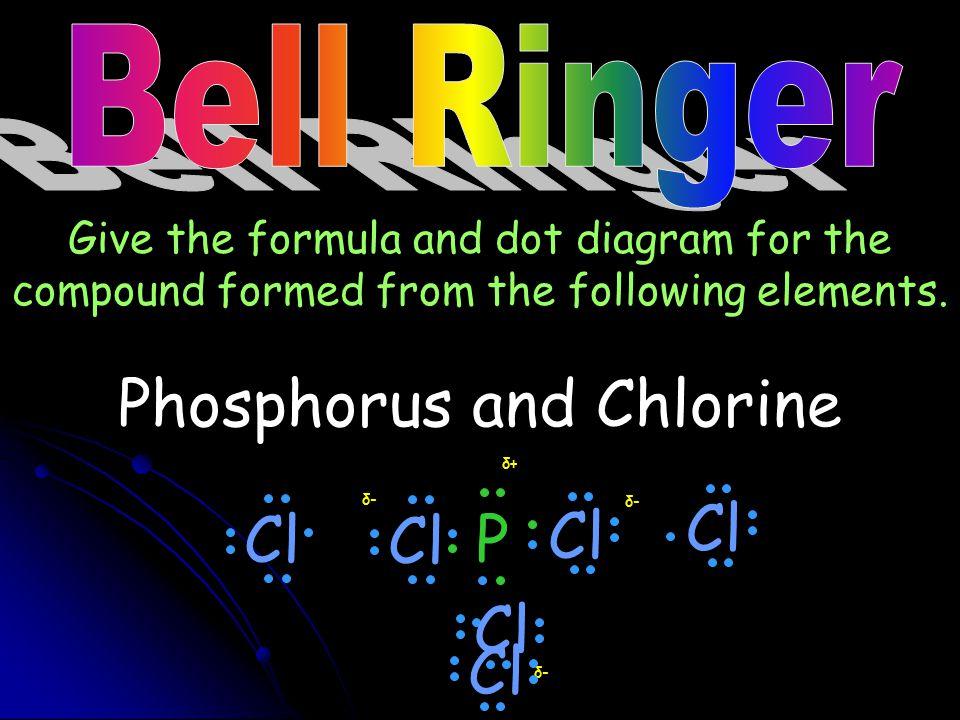 Phosphorus and Chlorine