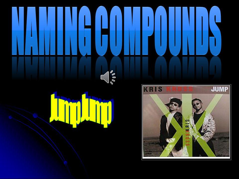 Naming Compounds Jump Jump