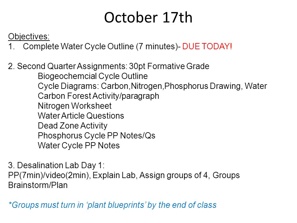 Ms McCann Environmental Science ppt download – Water Carbon and Nitrogen Cycle Worksheet Answers