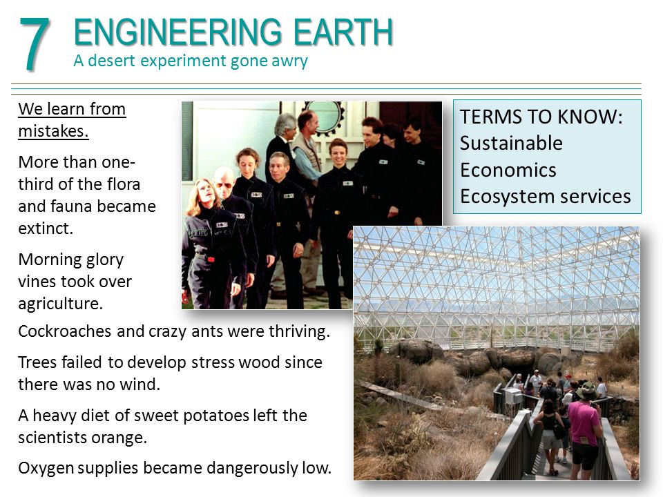 7 ENGINEERING EARTH TERMS TO KNOW: Sustainable Economics